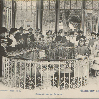 À la découverte de Versailles (mais en Lorraine) !