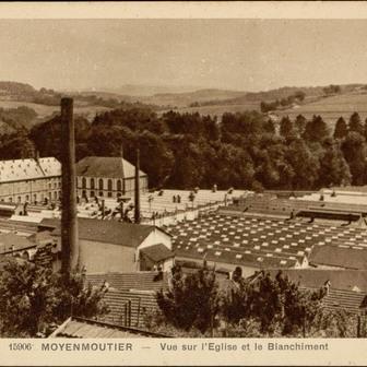Les vallées textiles des Vosges : la vallée du Rabodeau
