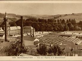 Contenu du Les vallées textiles des Vosges : la vallée du Rabodeau