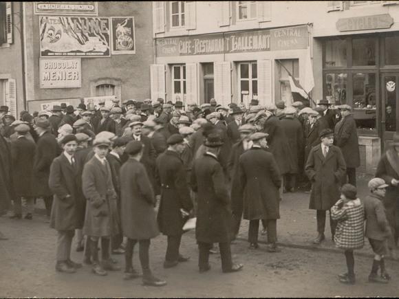 Le premier cinéma d'Épinal