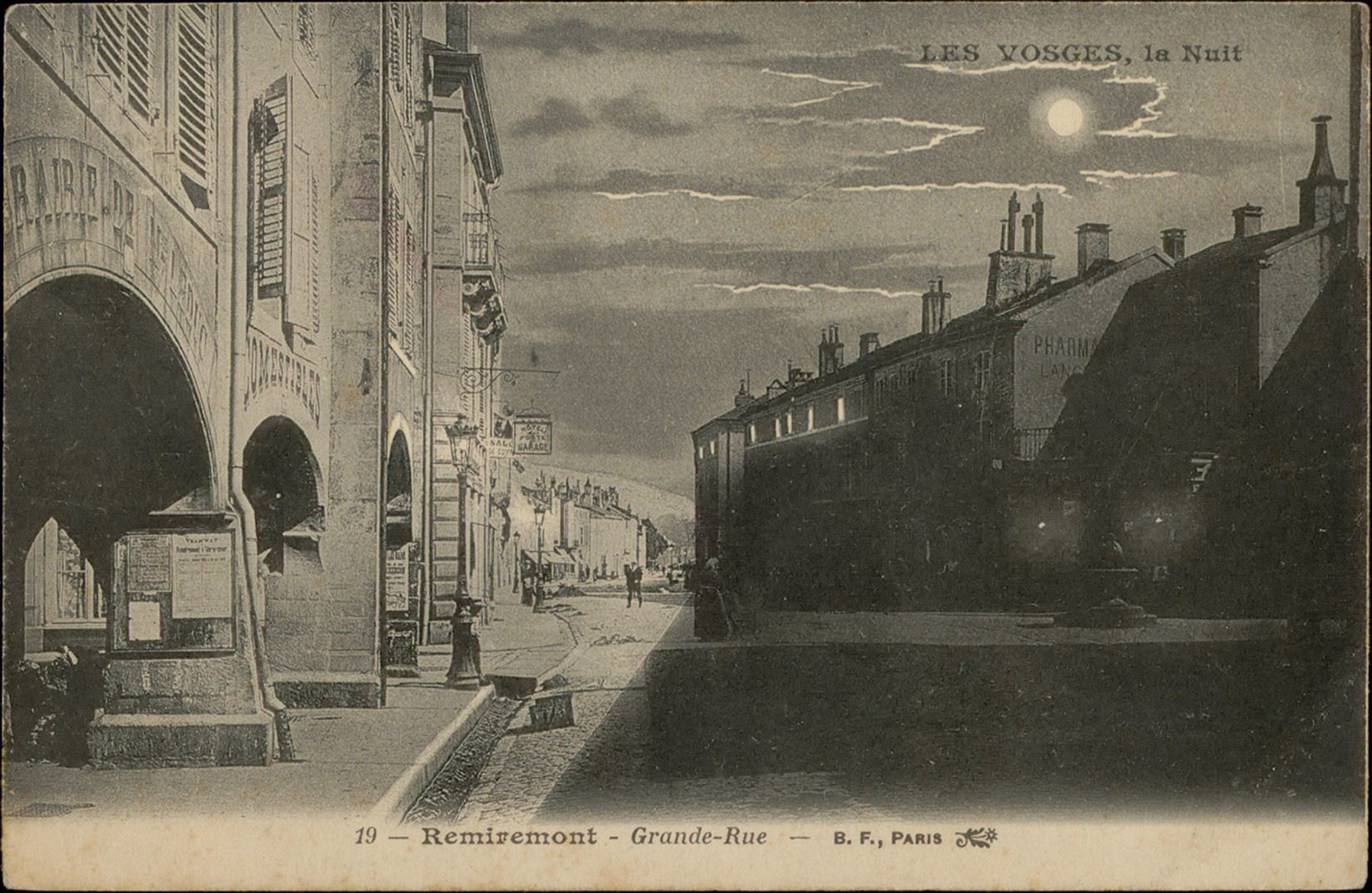 Contenu du Remiremont, Grande-Rue