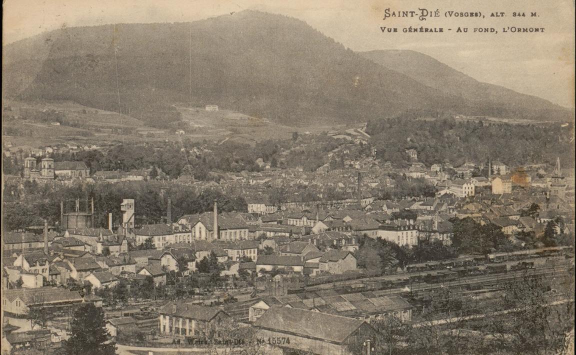 Contenu du La Roche de l'Ormont, Saint-Dié