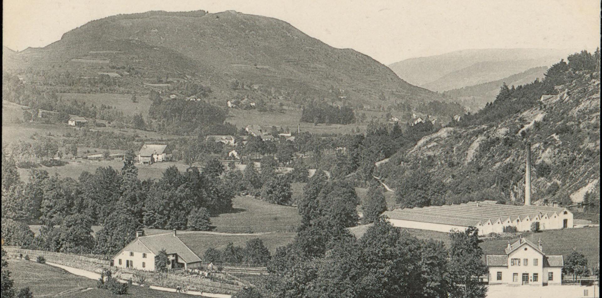 Contenu du Raconte-moi ton histoire : l'usine Lévêque de Saint-Maurice-sur-Moselle