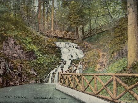 Contenu du Les plus belles cascades des Vosges