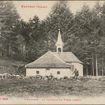 La chapelle du Frère Joseph