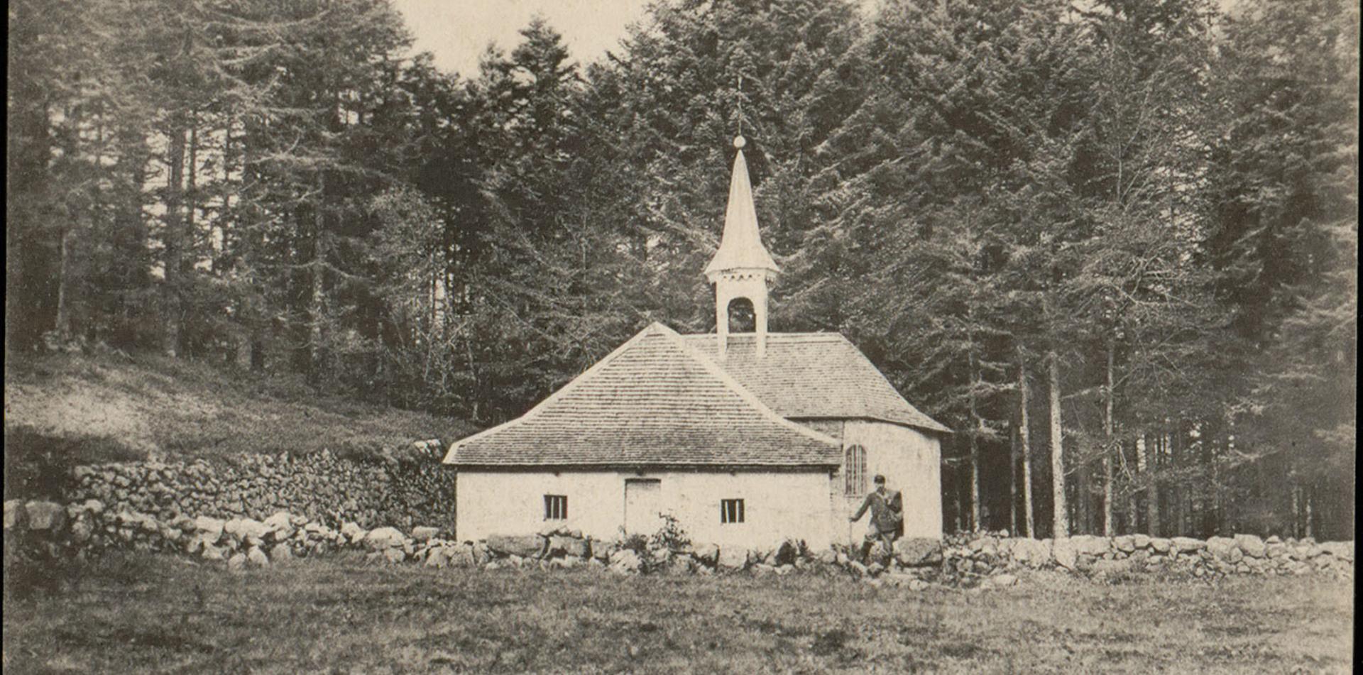 Contenu du La chapelle du Frère Joseph