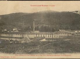 Contenu du Architecture et industrie textile dans les Vosges