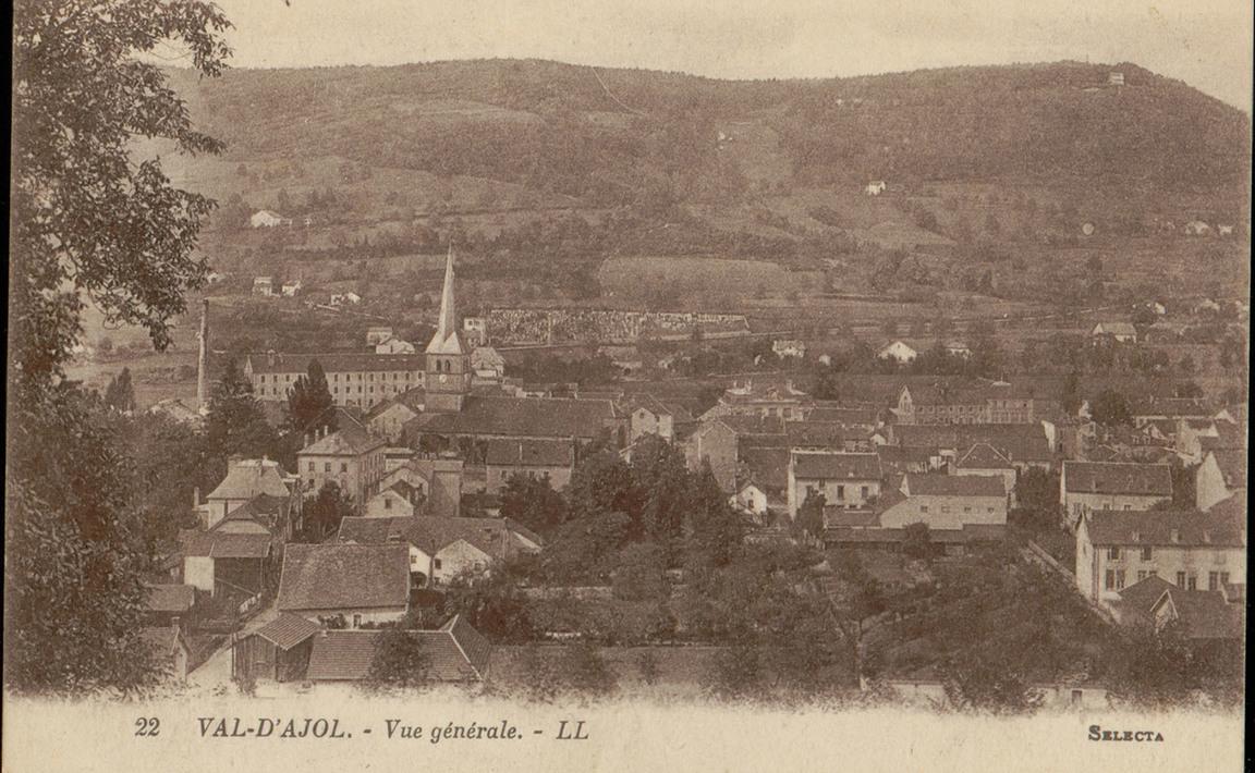 Contenu du Le Fardeau des fées, Val-d'Ajol