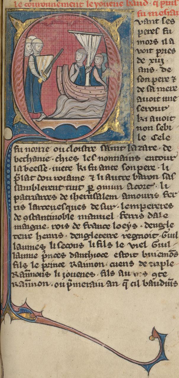 Contenu du Histoire des croisades