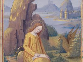 Contenu du Les Fragments des Évangiles dans les livres d'heures