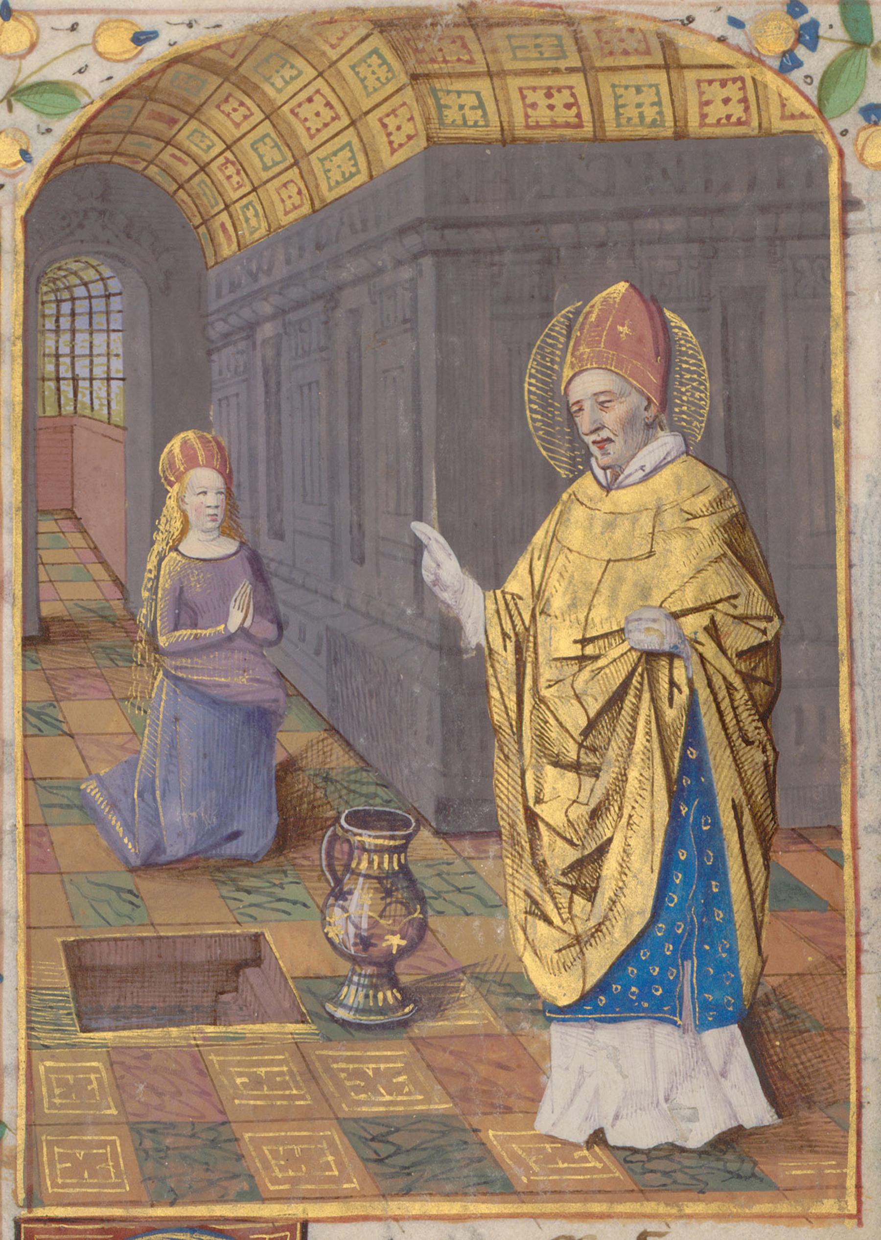 Contenu du Saint Julien