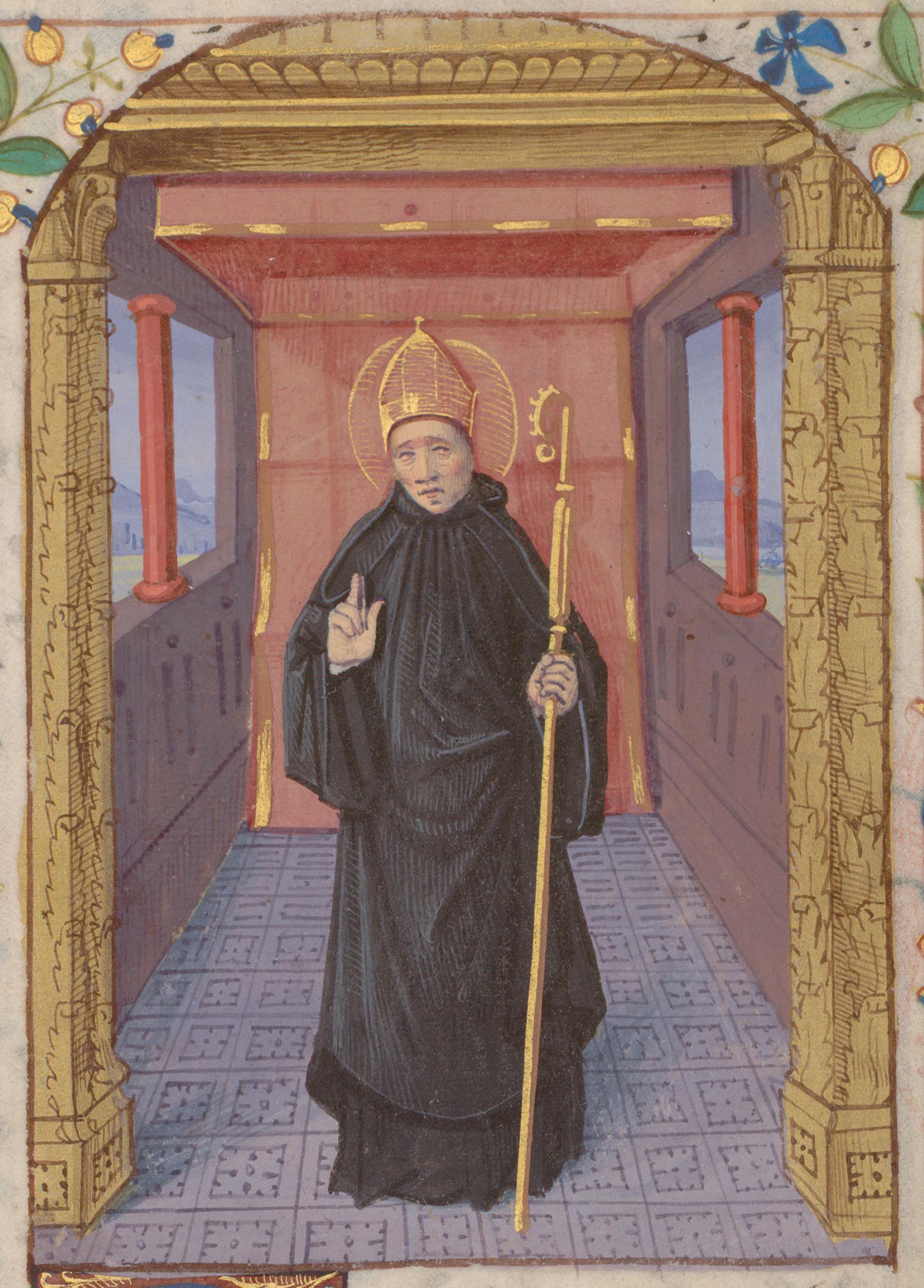 Contenu du Saint Maur