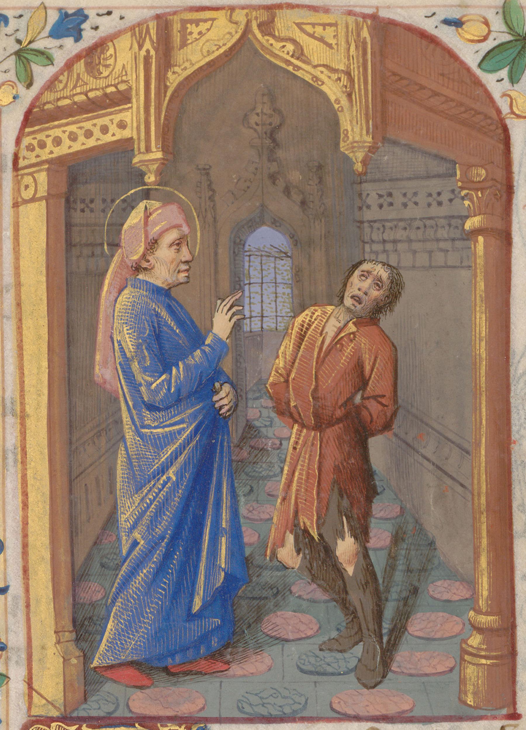 Contenu du Saint Révérend