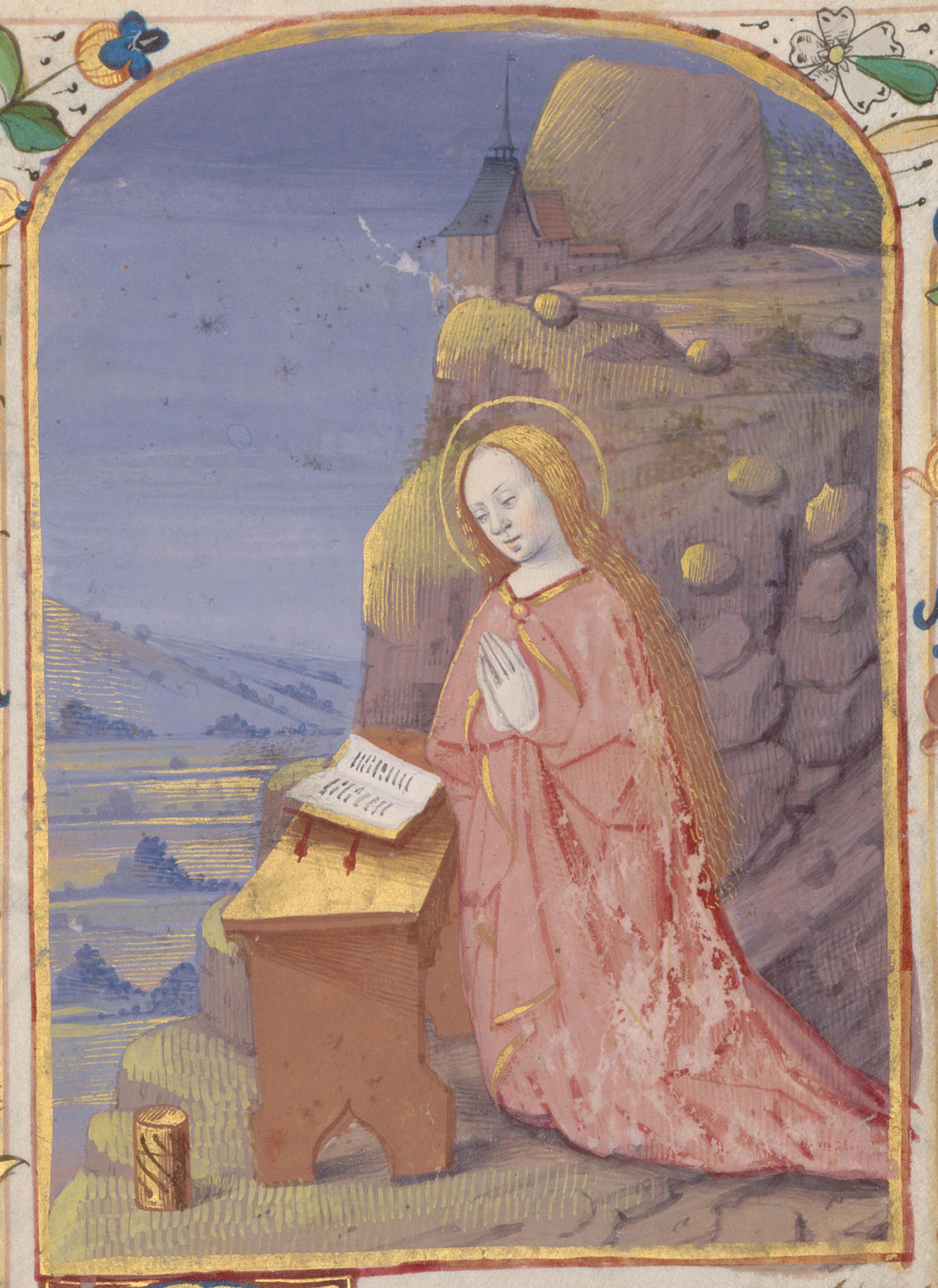 Contenu du Marie-Madeleine