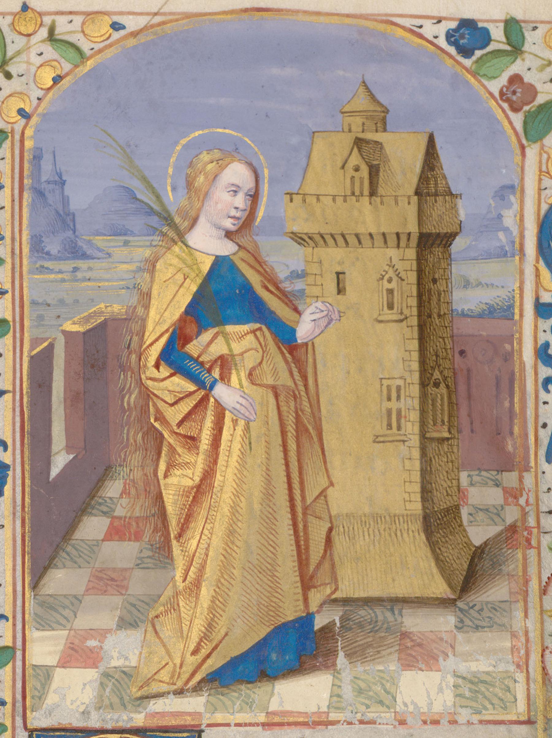 Contenu du Sainte Barbe