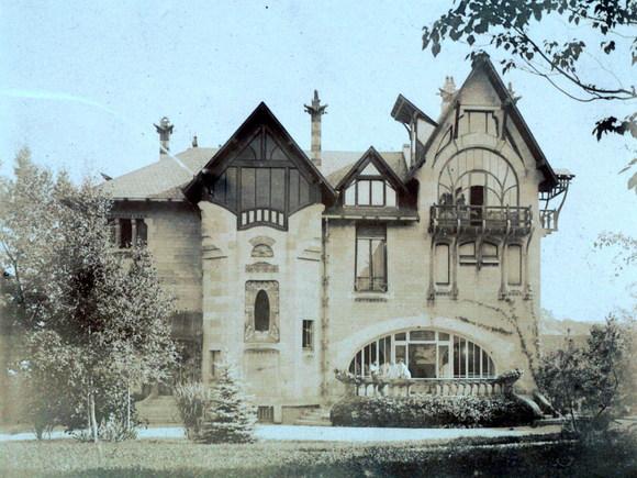 Contenu du La Villa Majorelle : symbole de l'Art nouveau nancéien