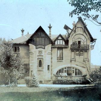 La Villa Majorelle : symbole de l'Art nouveau nancéien