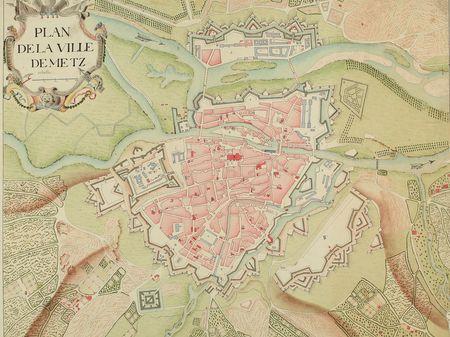Contenu du Visiter Metz : un parcours architectural et historique