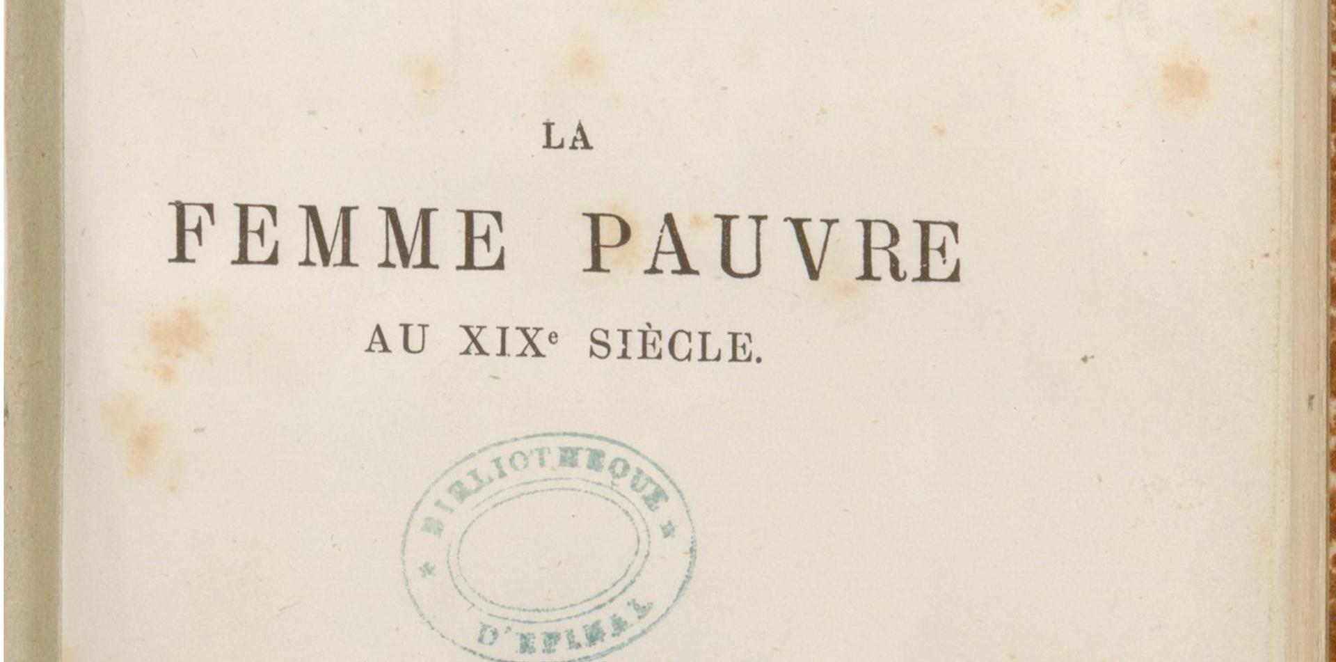 """Contenu du Julie-Victoire Daubié, première """"bachelier"""" de France"""