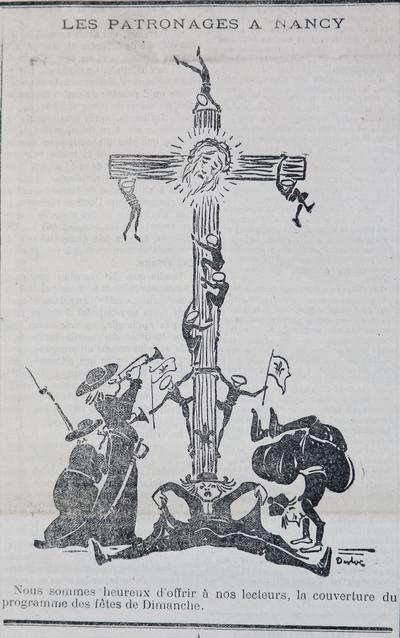 La République : grand hebdomadaire de l'Est, No. 188