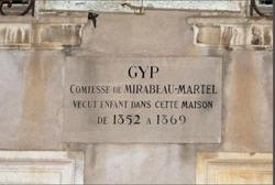 GYP, place Carrière Nancy