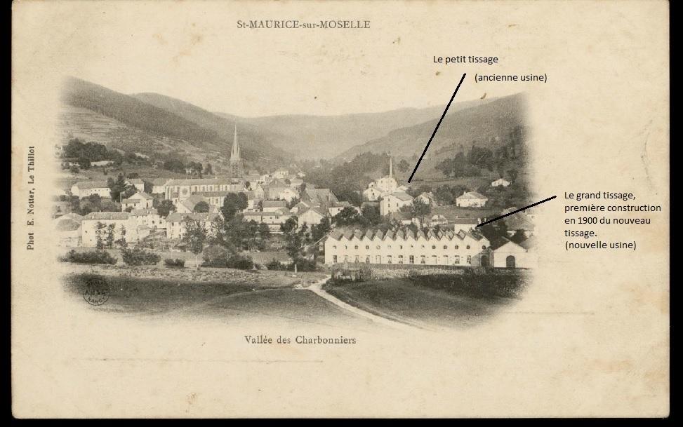 Saint Maurice_1900_légendé