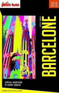 BARCELONE CITY TRIP 2018/2019 City trip Petit Futé