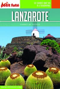 LANZAROTE 2018/2019 Carnet Petit Futé