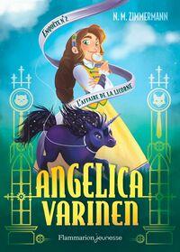 Angelica Varinen (Enquête N°2) - L'affaire de la licorne