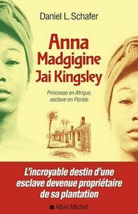Anna Madgigine Jay Kingsley