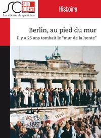Berlin, au pied du mur