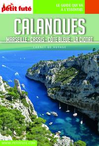 CALANQUES 2019 Carnet Petit Futé