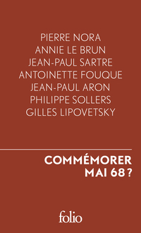 Commémorer Mai 68 ?