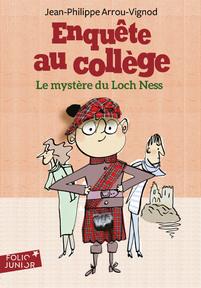 Enquête au collège (Tome 5) - Le mystère du Loch Ness