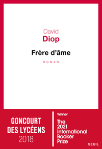 Frère d'âme - International Booker Prize 2021