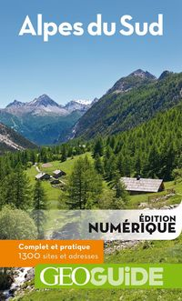 GEOguide Alpes du sud