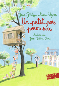 Histoires des Jean-Quelque-Chose (Tome 7) - Un petit pois pour six