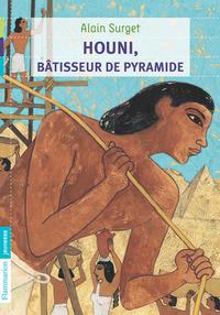 Houni, bâtisseur de pyramide