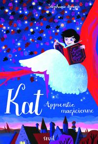 Kat, apprentie magicienne