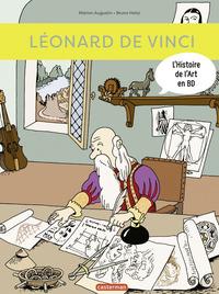 L'Histoire de l'Art en BD - Léonard de Vinci