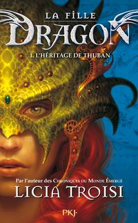 La fille Dragon tome 1