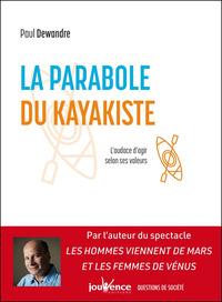 La parabole du kayakiste