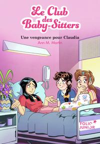 Le Club des baby-sitters (Tome 19) - Une vengeance pour Claudia