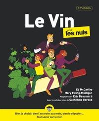 Le Vin pour les Nuls, grand format, 12e éd.