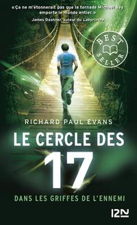 Le cercle des 17 - tome 02 : Dans les griffes de l'ennemi