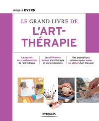 Le grand livre de l'art-thérapie