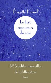 Le livre amoureux du soir