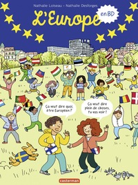 Le monde actuel en BD - L'Europe en BD