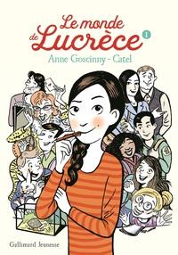 Le monde de Lucrèce (Tome 1)