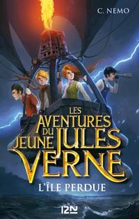 Les Aventures du jeune Jules Verne - tome 1 : L'île perdue